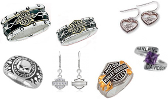 The Harley-Davidson Biker Jewelry